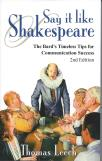 Shakespeare Cover